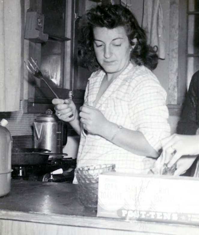 gma in kitchen