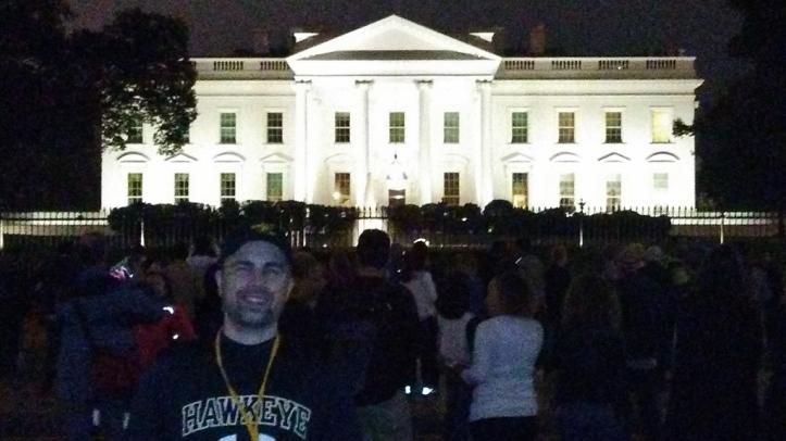 white house 2016