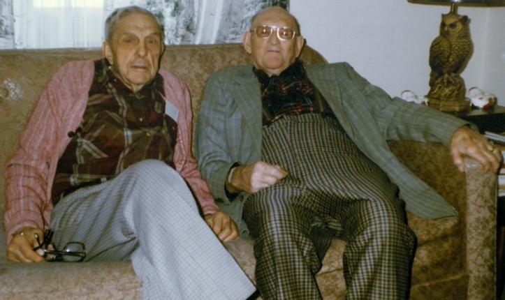 1983 - Otis Siver and Oscar Kinler