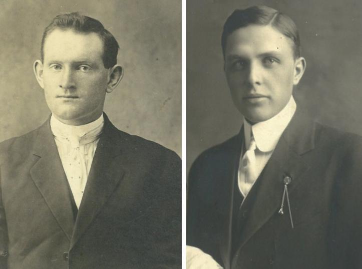 oscar and otis in 1910s