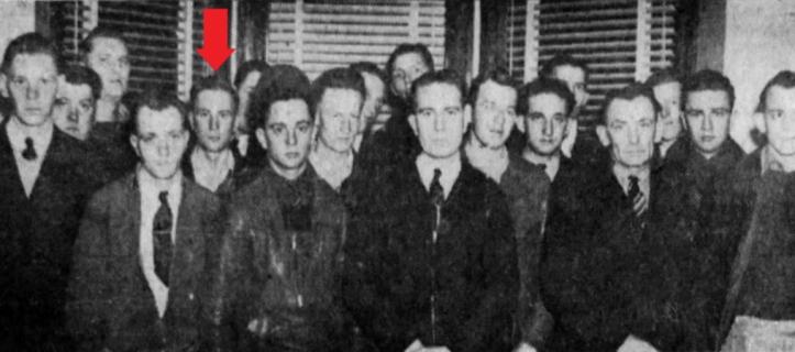 december 15, 1942 - grandpa