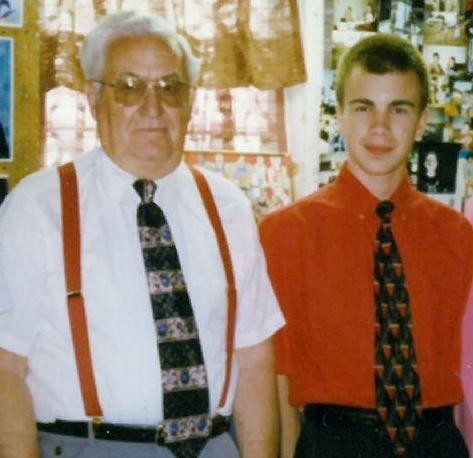 Grandpa Becker 2