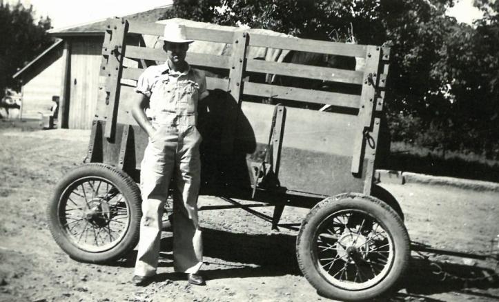 1938 on way to monticello fair