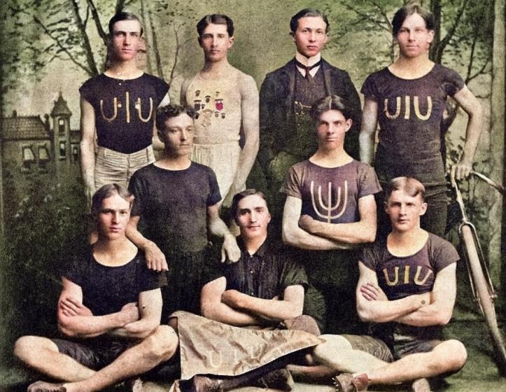 1900 track team
