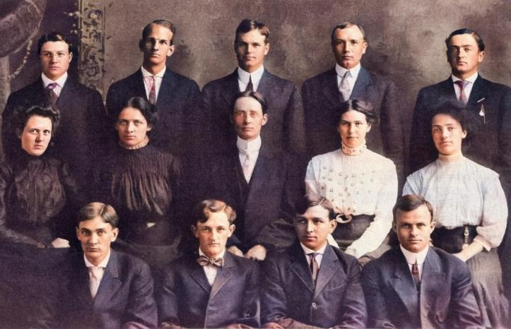 1910 class of