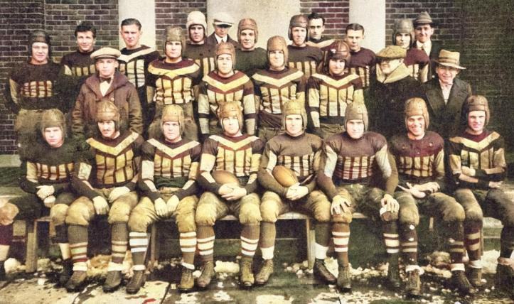 1928 fb team