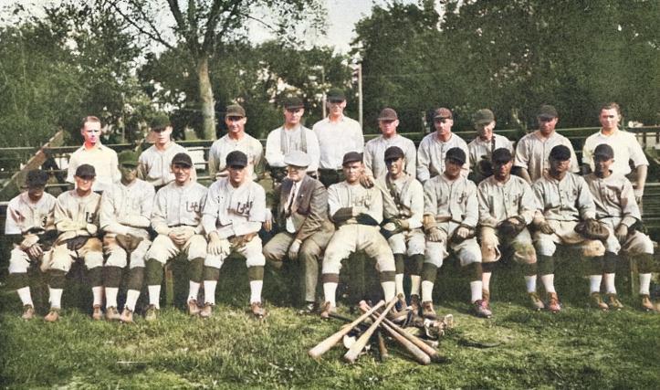 1929 baseball team