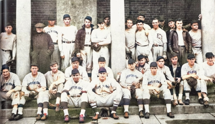 1941 iiac champ baseball team