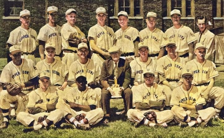 1956 iiac baseball champs