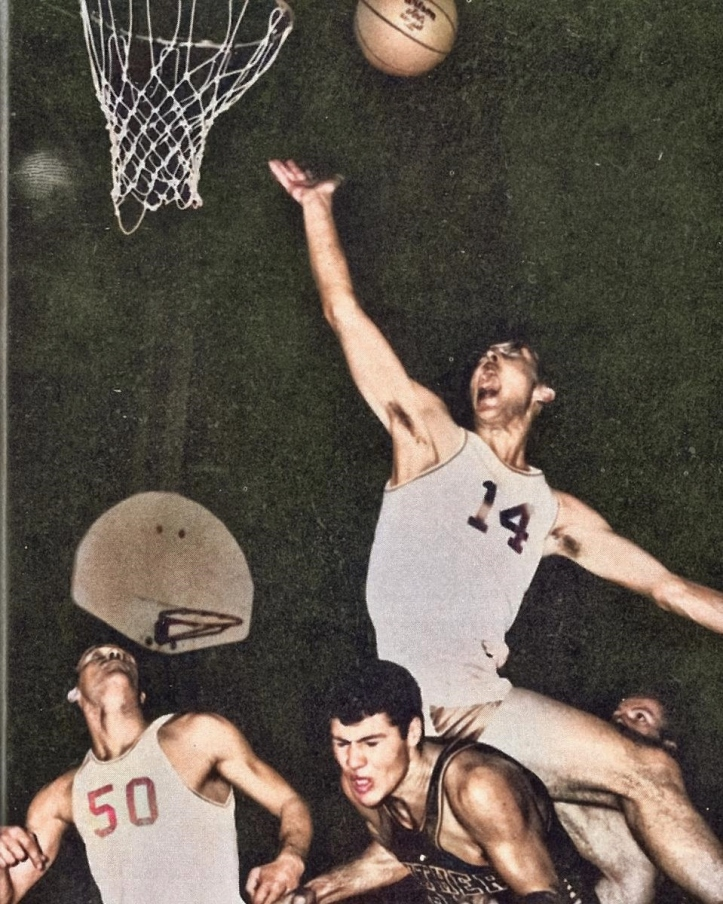 1961-62 larry albers