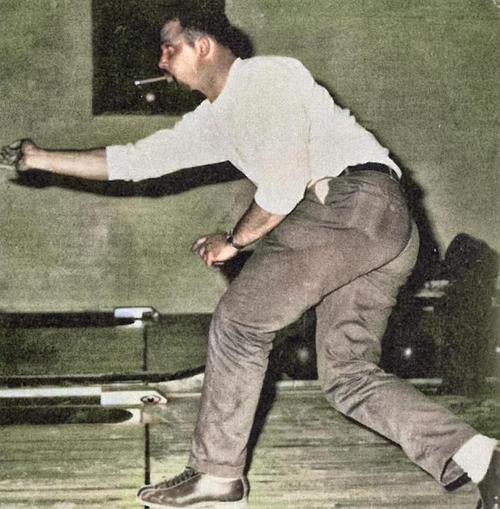 1962 bowling strike