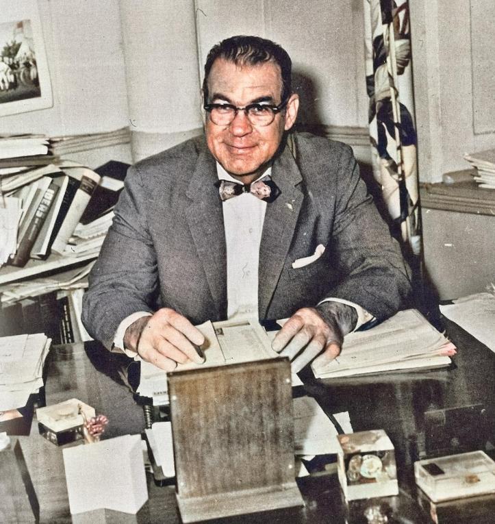 1962 prez eugene garbee